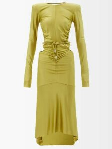 Barrie - Arran Pop Cashmere Sweater - Womens - Yellow
