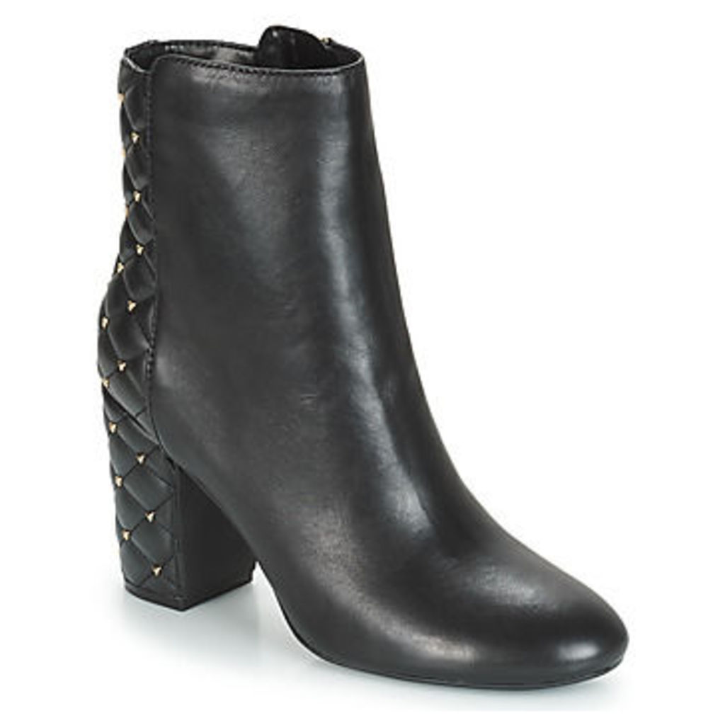 Guess  ARRON  women's Low Ankle Boots in Black