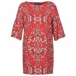Vero Moda  VMGYANA  women's Dress in Red