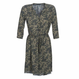 Ikks  CEVANTYZ  women's Dress in Green