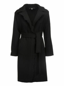 Terre Alte Fringe Detailed Coat