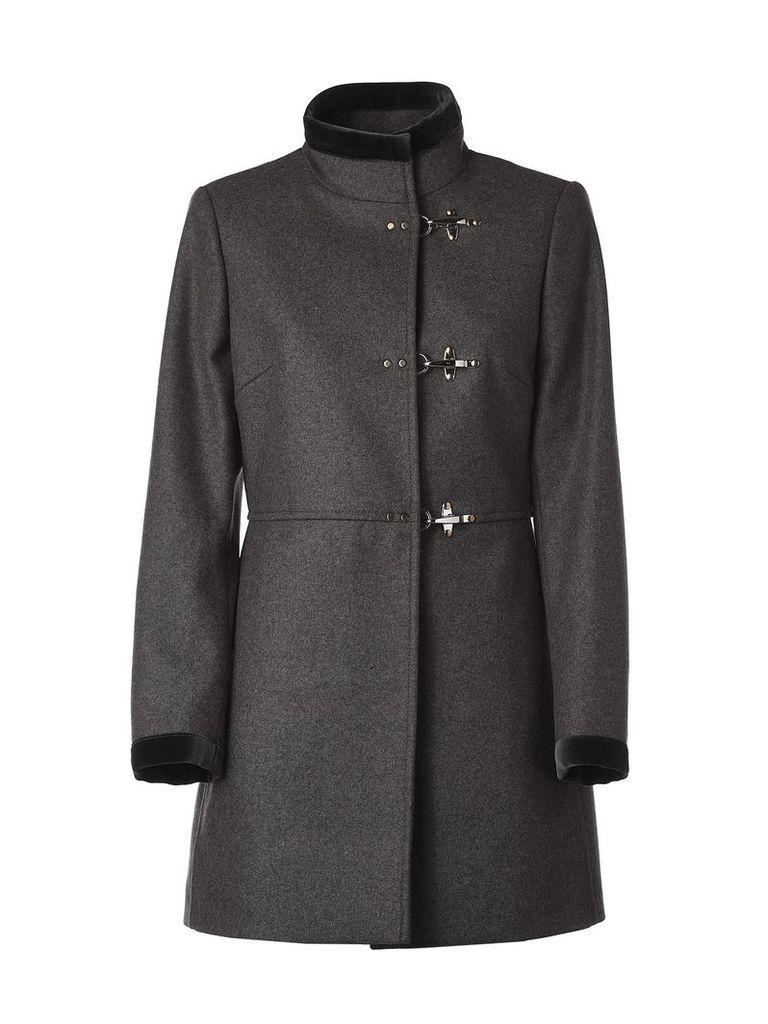Fay Virgina Grey Coat