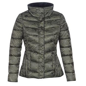 Kaporal  GLIT  women's Jacket in Green