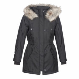 Only  ONLIRIS  women's Parka in Black