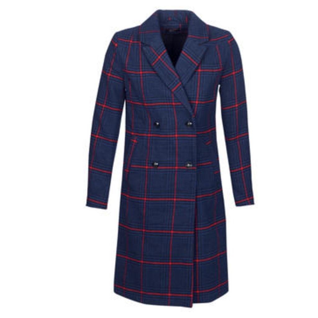 Only  ONLNEW LOUISIANNA  women's Coat in Blue