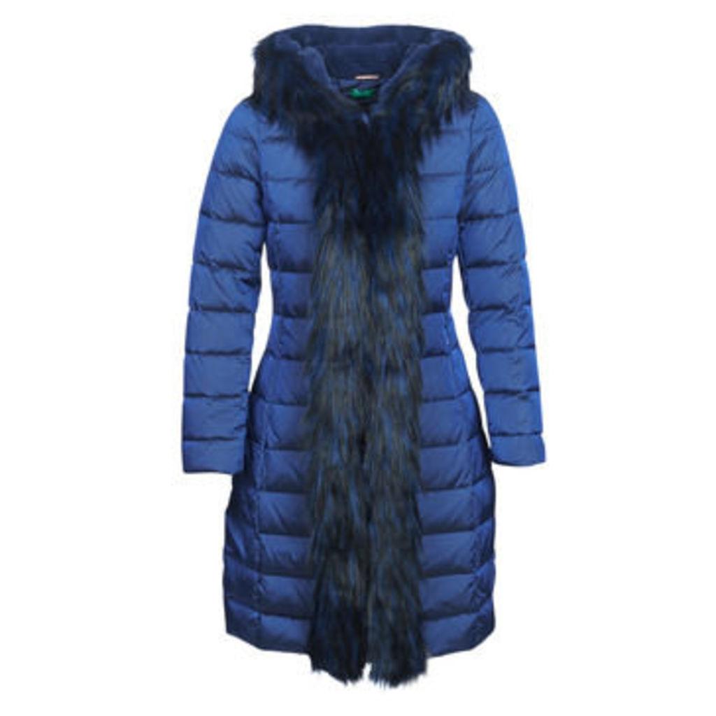 Benetton  MARDIN  women's Jacket in Blue