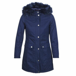 Benetton  MATYO  women's Parka in Blue