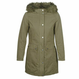 Benetton  MATYO  women's Parka in Green