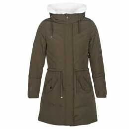 Naf Naf  BUPOEME  women's Parka in Green