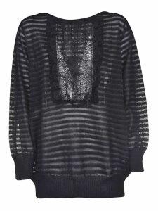 Alberta Ferretti Oversized Sweater