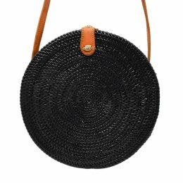 Manley - Sadie Cashmere Wool & Leather Coat Grey