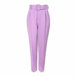 Nissa - Soft Leather Shoulder Bag Black