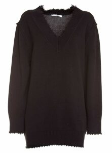 T By Alexander Wang Destroyed Sweater