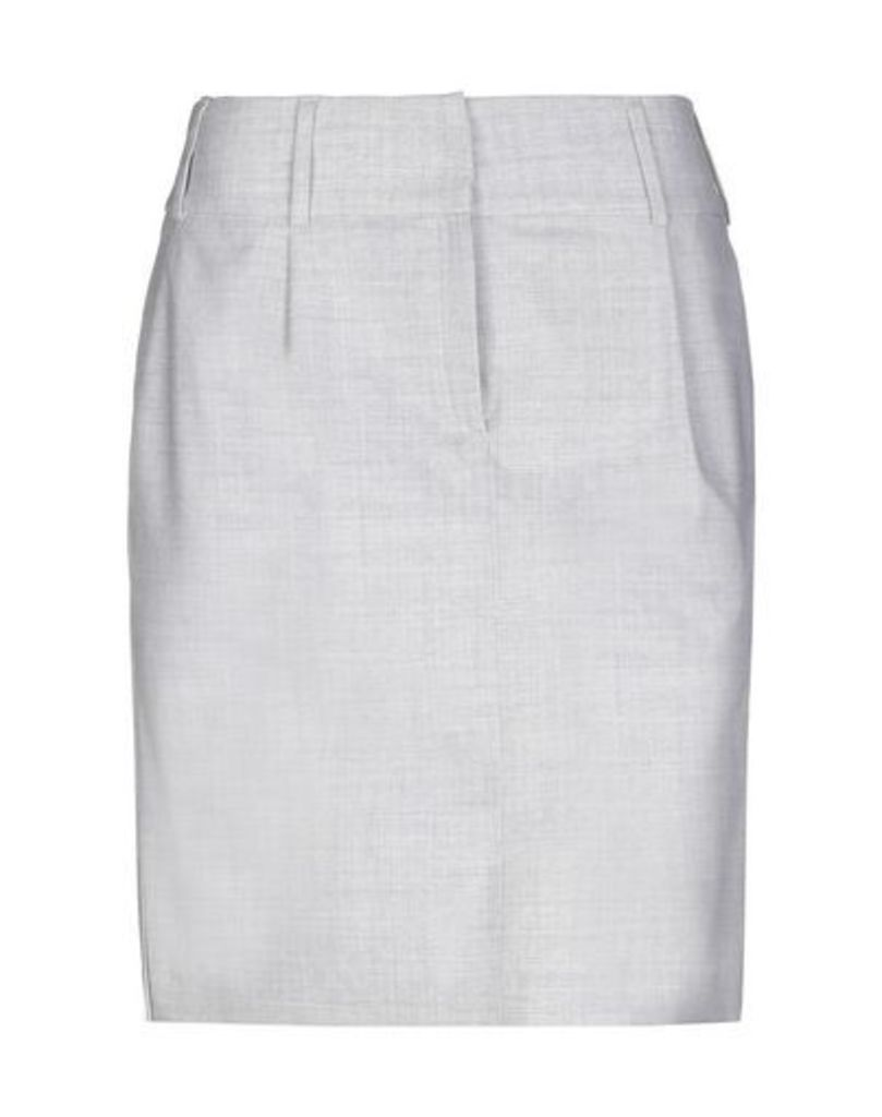 VALIGI SKIRTS Knee length skirts Women on YOOX.COM