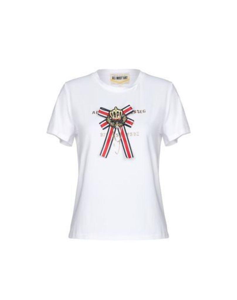 MUST TOPWEAR T-shirts Women on YOOX.COM