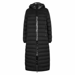 Moncler Grue Quilted Shell Coat