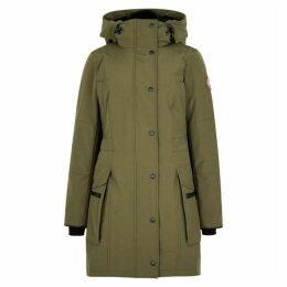 Canada Goose Kinley Olive Shell Parka