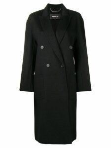 Barbara Bui double breasted coat - Black