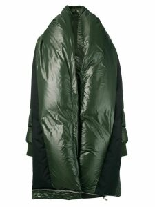 Unravel Project oversized padded coat - Green