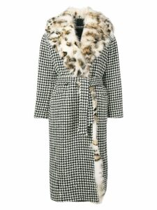 Simonetta Ravizza Ida coat - Black