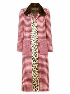Simonetta Ravizza Daisy coat - Red