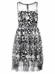 Zac Zac Posen Adia dress - Black