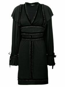 Dsquared2 embellished empire dress - Black
