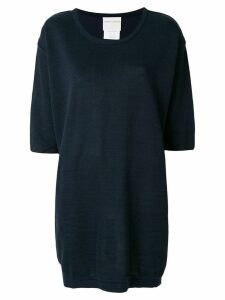 Stephan Schneider classic T-shirt dress - Blue