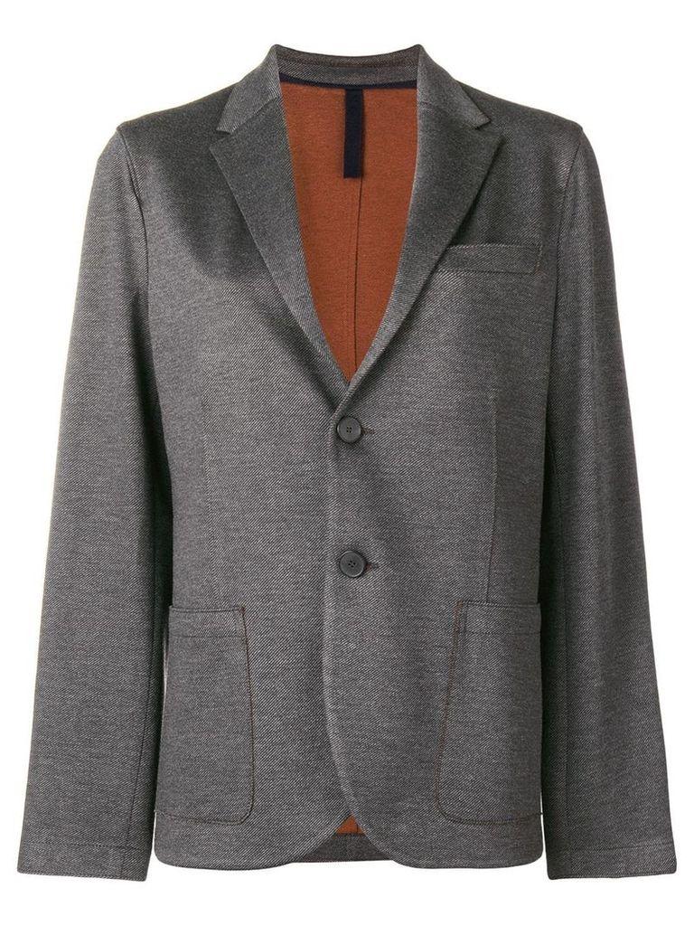 Harris Wharf London classic blazer - Grey