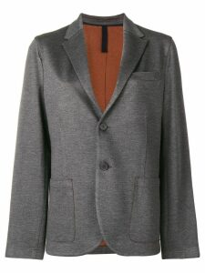 Harris Wharf London classic blazer - Grey