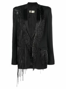 Loulou Chains blazer - Black