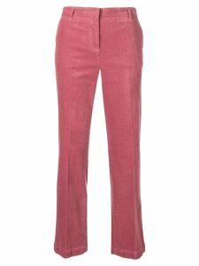 Quelle2 houndstooth blazer - Pink