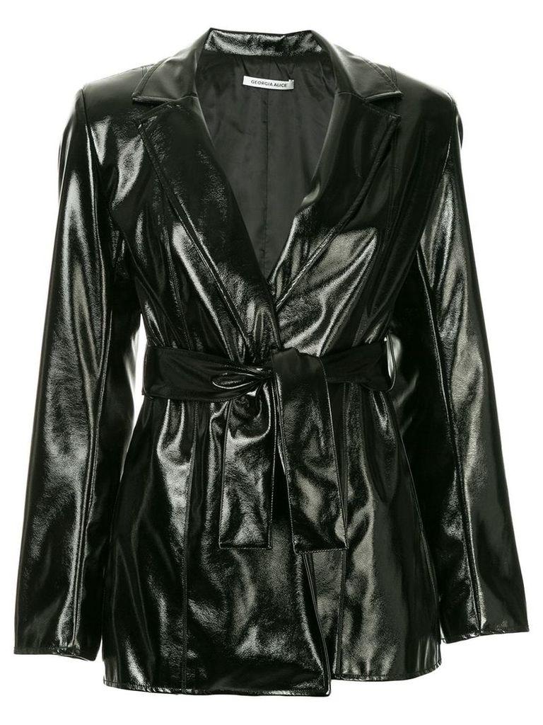 Georgia Alice Night blazer - Black