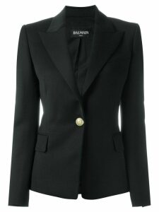Balmain fitted blazer - Black