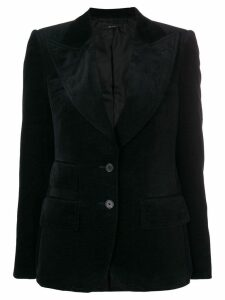 Tom Ford classic fitted blazer - Black