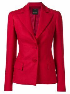 Pinko buttoned blazer - Red