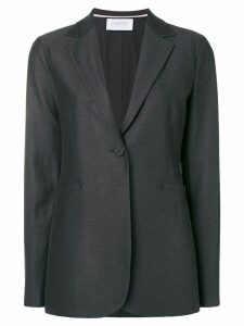 Harris Wharf London single button blazer - Grey