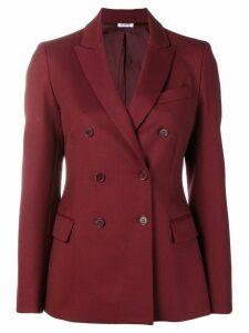 P.A.R.O.S.H. classic buttoned blazer - Red