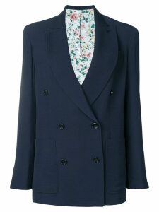 Golden Goose tailored blazer - Blue