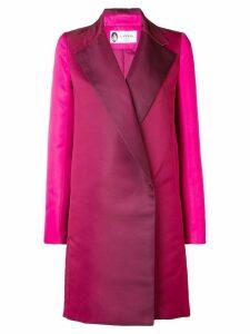 Lanvin Krista Kim degradé coat - Pink