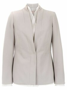 Mara Mac panelled blazer - Grey
