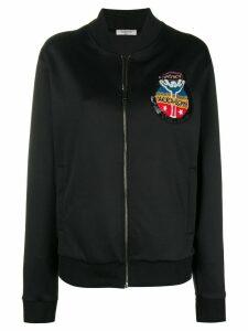 Valentino Hotels bomber jacket - Black