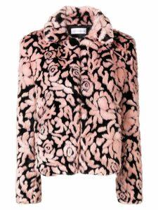 Faith Connexion floral jacket - Pink