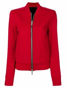 Unravel Project scuba track jacket - Red
