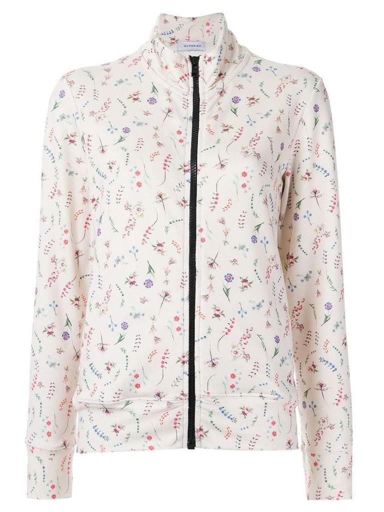 Olympiah printed jacket - Multicolour