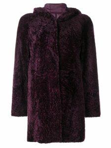 Drome hooded jacket - Pink