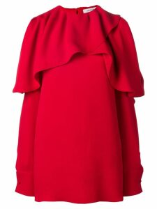 Valentino ruffled blouse - Red