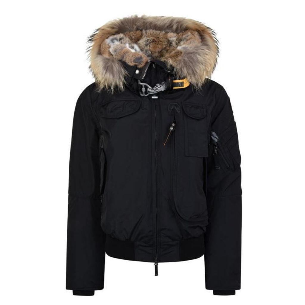 PARAJUMPERS Gobi Fur Coat