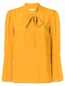 Michael Michael Kors longsleeved loose fit blouse - Orange