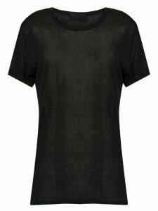 Andrea Bogosian printed t-shirt - Black